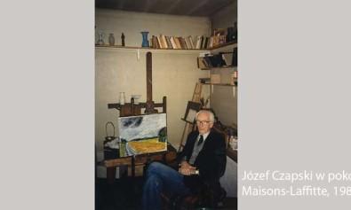 Maisons-Laffitte, Pokój Józefa Czapkiego