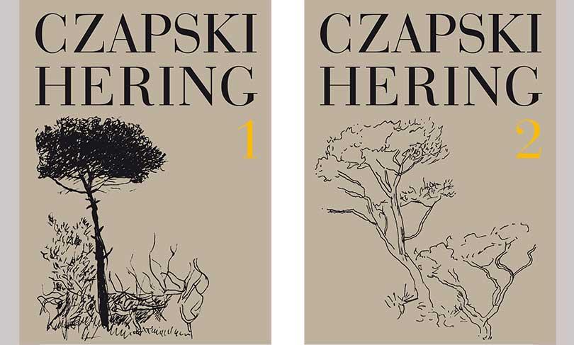 Czapski Hering Listy