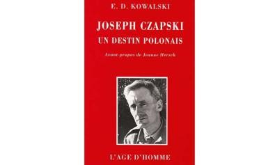 Emmanuel Dufour -Kowalski Joseph Czapski