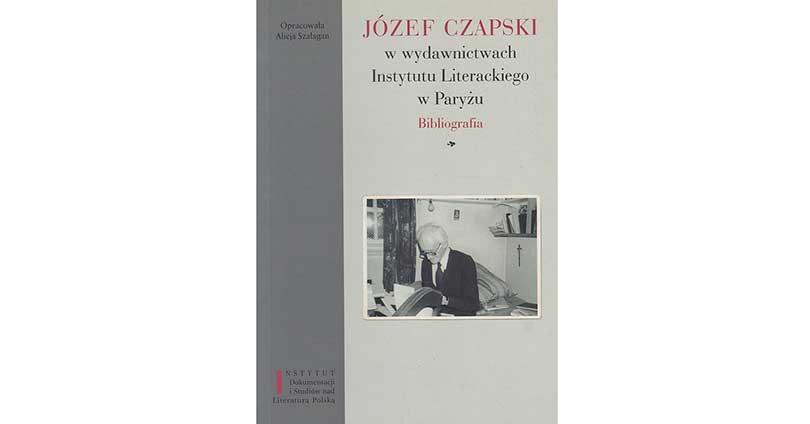 Józef Czapski, Maisons-Laffitte , Kultura paryska