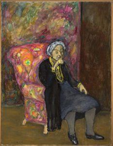 Obraz kolorowy Józefa Czapskiego