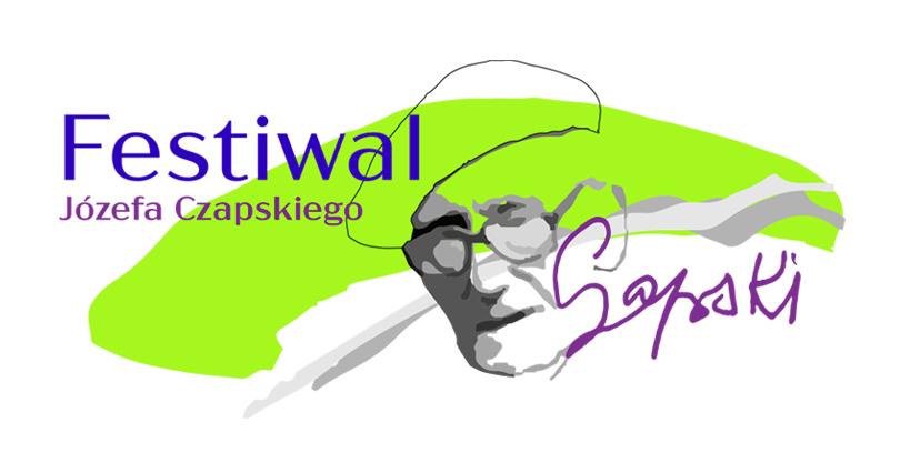 Logo Festiwalu z zielonym kolorem