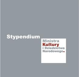 Szare logo stypendium MKIDN